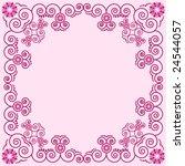 soft decor | Shutterstock .eps vector #24544057