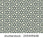 seamless pattern of... | Shutterstock .eps vector #245449648