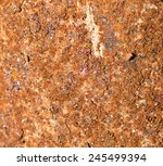 abstract background of rusty... | Shutterstock . vector #245499394
