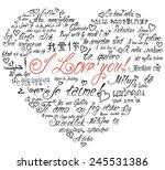 Romantic Calligraphy Hand Draw...