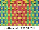 Pattern Of Polypropylene Woven...
