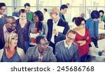diversity support organization... | Shutterstock . vector #245686768