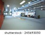 trade show interiors generic... | Shutterstock . vector #245693050