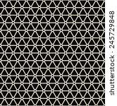 minimalistic pattern of... | Shutterstock .eps vector #245729848