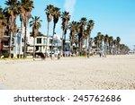 Venice Beach Bike Trail