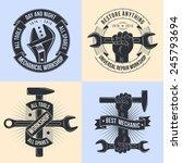 Logo For Repair Workshop....