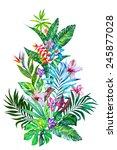 Beautiful Tropical Flower...