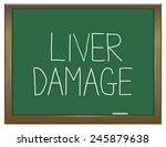 illustration depicting a green... | Shutterstock . vector #245879638