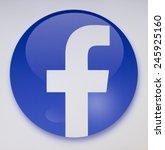 prizren  kosovo   january 16 ... | Shutterstock . vector #245925160