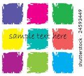 grunge frame and border series   Shutterstock .eps vector #24593449