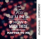 digitally generated valentines...   Shutterstock .eps vector #245958850