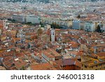 Nice  France  Old Town Vieille...