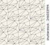 seamless line pattern tile... | Shutterstock .eps vector #246033994
