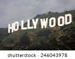 los angeles   jan 20  ... | Shutterstock . vector #246043978