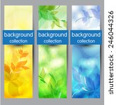 colored vector backgrounds with ...   Shutterstock .eps vector #246044326