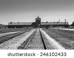 Nazi Concentration Camp...