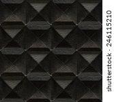 3d abstract background  dark ...   Shutterstock . vector #246115210