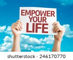 Empower Your Life Card With Sk...