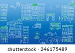 it is an illustration of the...   Shutterstock .eps vector #246175489
