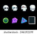 icon design for game
