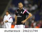 barcelona   may 11  karim...   Shutterstock . vector #246211744