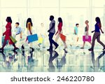 shopping purchase retail... | Shutterstock . vector #246220780