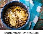 Stewed Chicken Breast  With...