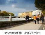 san sebastian  spain   november ... | Shutterstock . vector #246347494