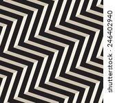 vector seamless pattern. modern ... | Shutterstock .eps vector #246402940