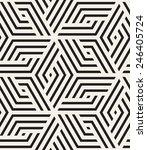 vector seamless pattern. modern ...   Shutterstock .eps vector #246405724
