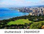 Diamond Head Waikiki Honolulu