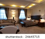 apartment interior | Shutterstock . vector #24645715