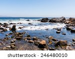 nature of the chilean coast of... | Shutterstock . vector #246480010