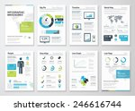 Infographic Brochures For...