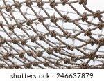 Yacht Safety Net. Horizontal...