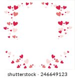 valentines | Shutterstock . vector #246649123