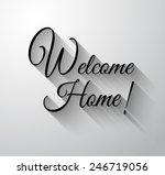 inspirational and motivational... | Shutterstock .eps vector #246719056
