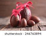 Easter Chocolate Egg