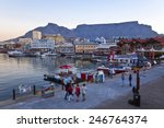 cape town  south africa   march ... | Shutterstock . vector #246764374
