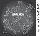 Illustration Of American...