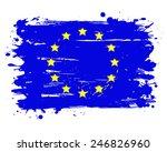 Vector Flag Of European Union....