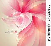 heart. vector eps 10. | Shutterstock .eps vector #246827686