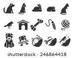 Stock Vector Illustration  Pet...