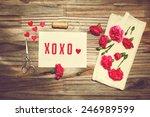 Xoxo Love Theme With Scissors ...