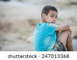 dirty and poverty | Shutterstock . vector #247013368