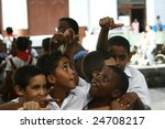 cuba   october 18  cuban...   Shutterstock . vector #24708217