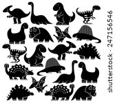 Vector Set Of Different Cute...