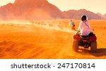motorcycle safari egypt people...   Shutterstock . vector #247170814