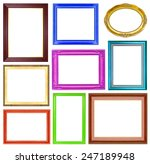 The Collection Colorful Frames...