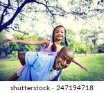 African Family Happiness...